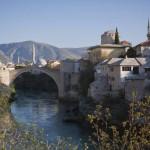 The bridge of Mostar photo by Marko Stanić