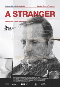 Poster: A Stranger (English/Croatian)