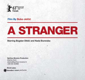A Stranger - Electronic Press Kit